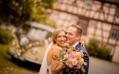 Hochzeit auf dem Hühnerhof Gettenbach in Gründau