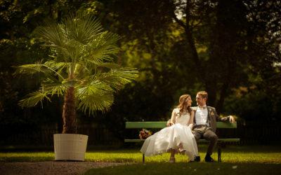 Hochzeit im Park Schönbusch Aschaffenburg