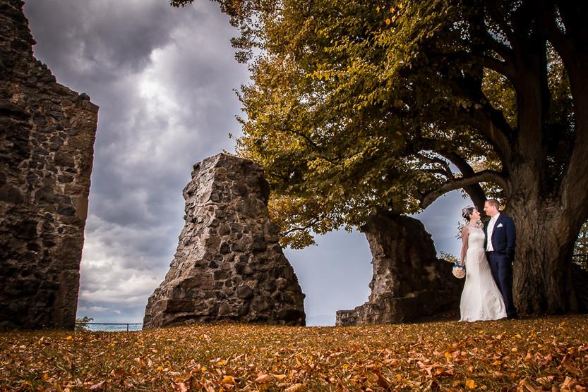 Hochzeit auf der Burg Alzenau