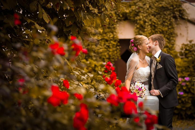 Hochzeit auf der Ronneburg