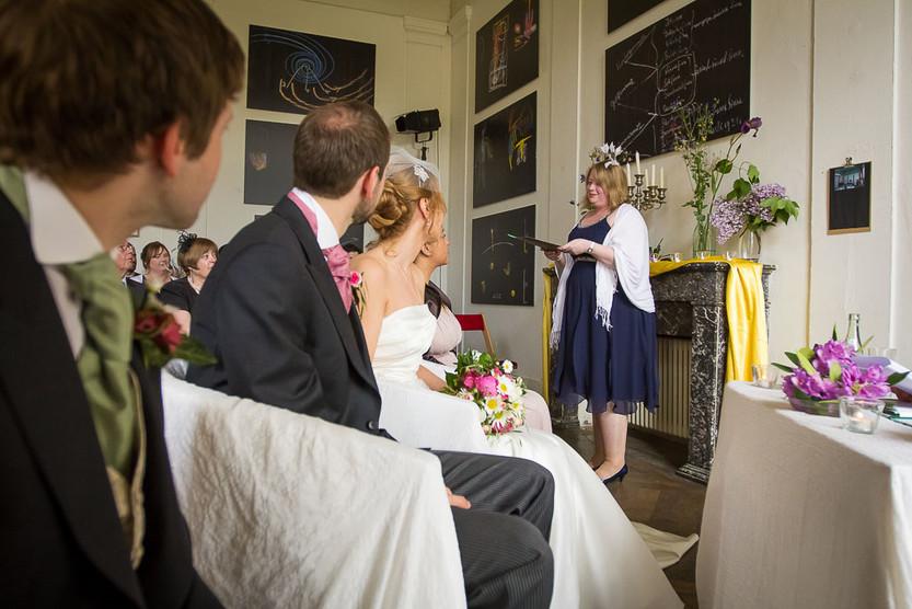 Hochzeit im Schloss Freudenberg in Wiesbaden