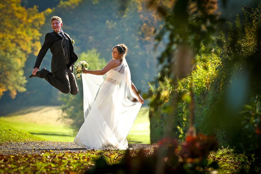 Hochzeit im Schloss Philippsruhe in Hanau