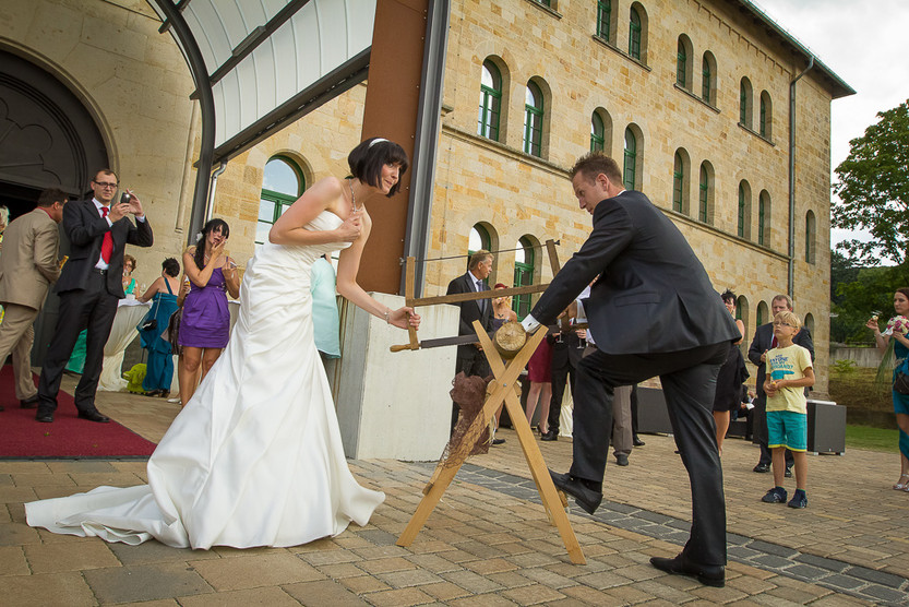 Hochzeit im Schlosshotel Blankenburg im Harz