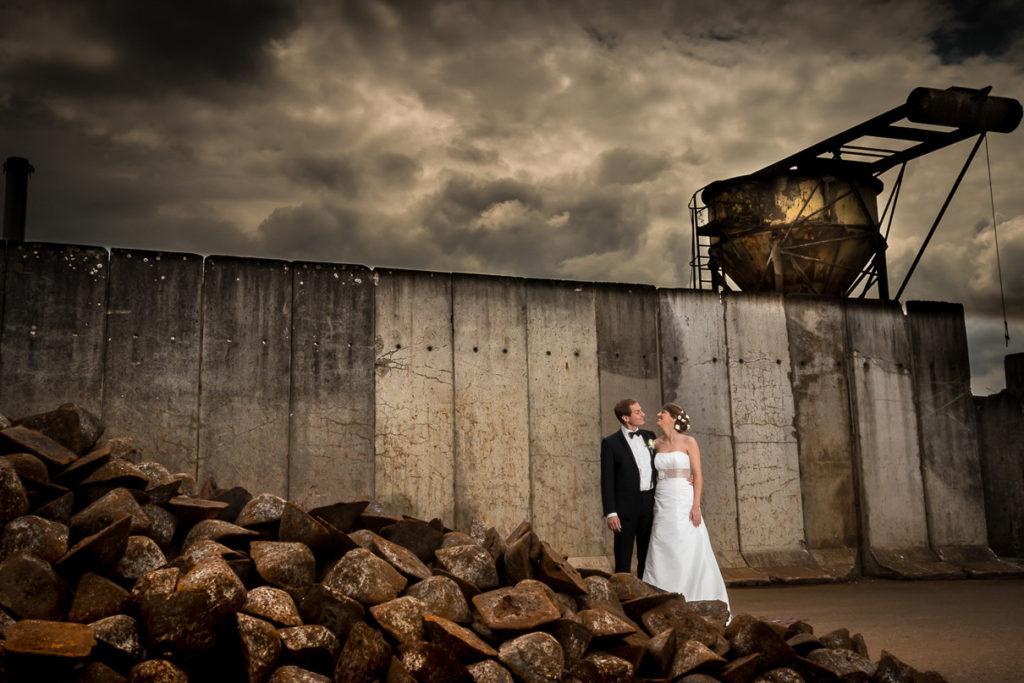 Als Hochzeitsfotograf in Unterfranken liebe ich kreative Hochzeitsportraits